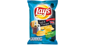 Lay's Chips Salt & Vinegar